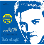 Vinyle Elvis Presley - The Very Best Of (Blue Vinyl+Cd)