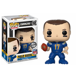 NFL POP! Football Vinyl Figurine Philip Rivers (Los Angeles Chargers) 9 cm