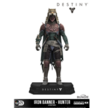 Destiny figurine Color Tops Iron Banner Hunter 18 cm