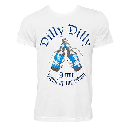T-shirt Bud Light - Dilly Dilly Friend Of The Crown