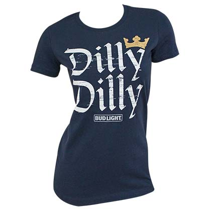 T-shirt Bud Light - Dilly Dilly