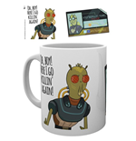 Tasse Rick and Morty 287102