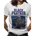 T-shirt Black Panther  287267