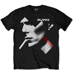 T-shirt David Bowie - X Smoke Red