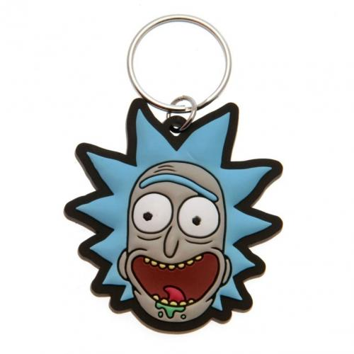 Porte-clés Rick and Morty
