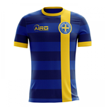 Maillot de Football Suède Away Concept 2018-2019