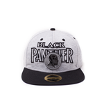 Casquette Black Panther - Metal Badge