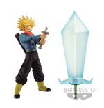 Dragonball Super assortiment figurine Super Saiyan 2 Trunks et Blade of Hope 24 cm