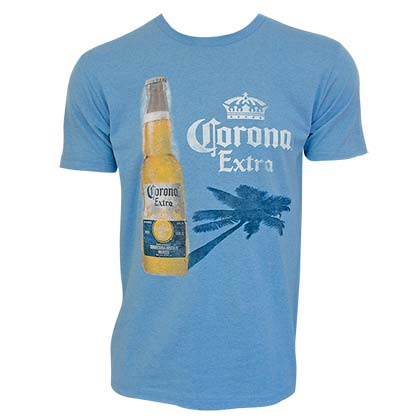 T-shirt Corona Extra - Palm Shadow