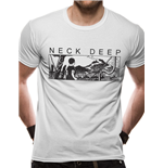 T-shirt Neck Deep 287553