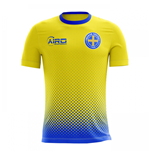 Maillot de Football Suède Home Concept 2018-2019