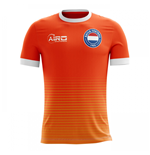 Maillot de Football Hollande Home Concept 2018-2019