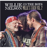 Vinyle Willie Nelson - Willie's Stash Vol. 2