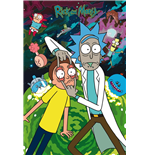 Poster Rick and Morty 288074