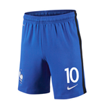 Short France Football 2016-2017 Home