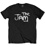 T-shirt The Jam  pour homme - Design: Spray Logo