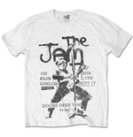 T-shirt The Jam: 100 Club 77