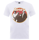 T-shirt The Doors: Retro Circle
