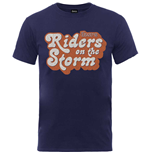 T-shirt The Doors: Riders on the Storm Logo