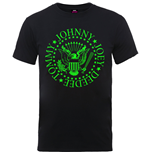 T-shirt Ramones pour homme - Design: Green Seal