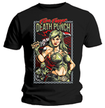 T-shirt Five Finger Death Punch  pour homme - Design: Assassin