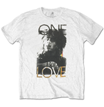 T-shirt Bob Marley pour homme - Design: One Love