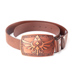 Ceinture The Legend of Zelda - Zelda Brown Patina