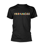 T-shirt Paramore COLOUR SWATCH