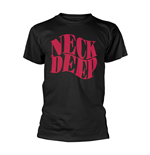 T-shirt Neck Deep SIMPLE WARP
