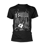 T-shirt My Chemical Romance I SURVIVED