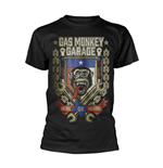 T-shirt Gas Monkey Garage 288473