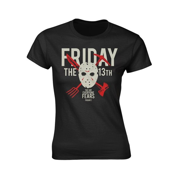 T-shirt Friday The 13TH DAY OF FEAR