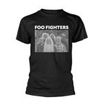 T-shirt Foo Fighters OLD BAND