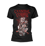 T-shirt Cannibal Corpse  288519