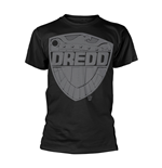 T-shirt 2000AD Judge Dredd JUMBO BADGE