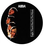"Vinyle Abba - Eagle/Thank For The Music (7"") (Picture Disc)"