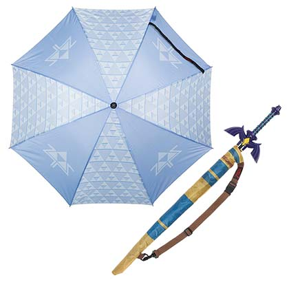 Parapluie The Legend of Zelda - Épée Triforce