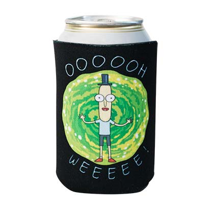 Koozie / Porte-boisson Thermique Rick and Morty - Mr. Poopybutthole