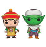 Dragonball Z pack 2 POP! Animation Vinyl figurines Gohan & Piccolo 9 cm