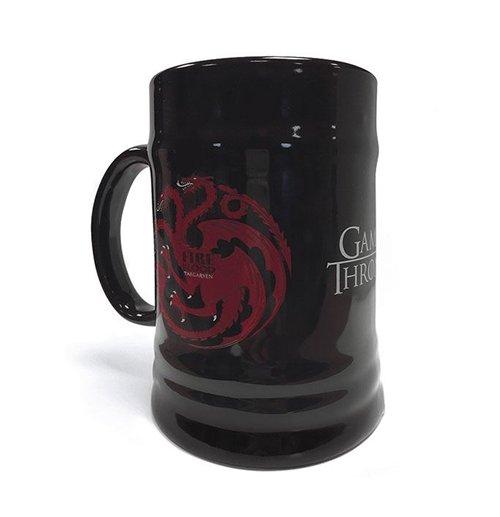 3ba74239464a64 Achetez Le Trône de fer chope céramique House Targaryen