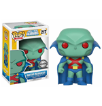 Justice League Unlimited POP! Heroes Vinyl figurine Martian Manhunter 9 cm