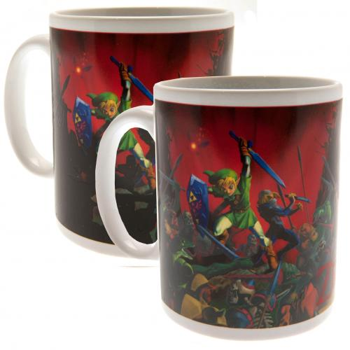 Tasse The Legend of Zelda 289214