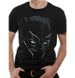 T-shirt Black Panther  289216
