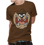 T-shirt Looney Tunes - Taz Face