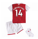 Tenue de football pour enfant Arsenal 2017-2018 Home