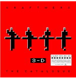 Vinyle Kraftwerk - 3-D The Catalogue (9 Lp)