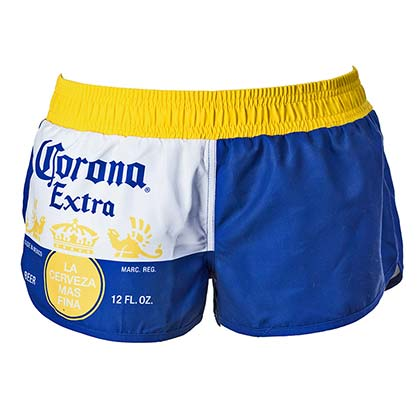 Short de Bain Corona Extra - Label Design