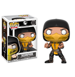 Mortal Kombat POP! Games Vinyl figurine Scorpion 9 cm