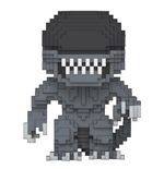 Alien 8-Bit POP! Horror Vinyl Figurine Alien 9 cm