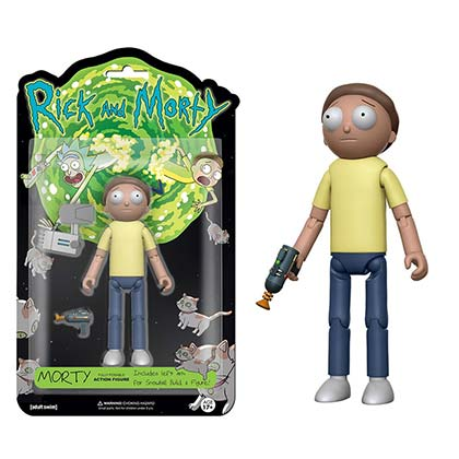 Figurine Rick and Morty